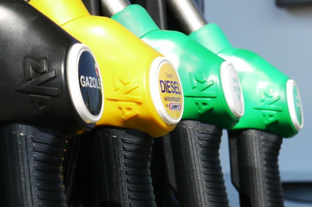 brandstof voor benzine grasmaaiers