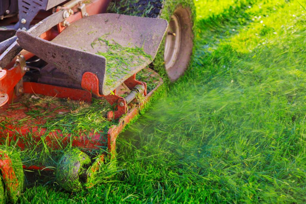 Mulching zorgt voor natuurlijke meststof